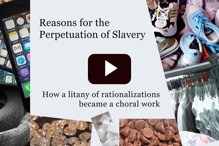 Music, Slavery, Chocolate, Change