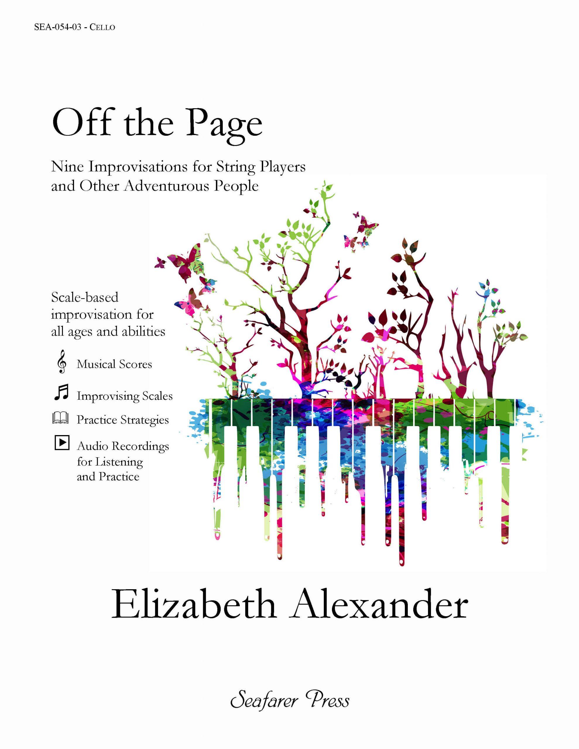 SEA-054-03BUN - Off the Page