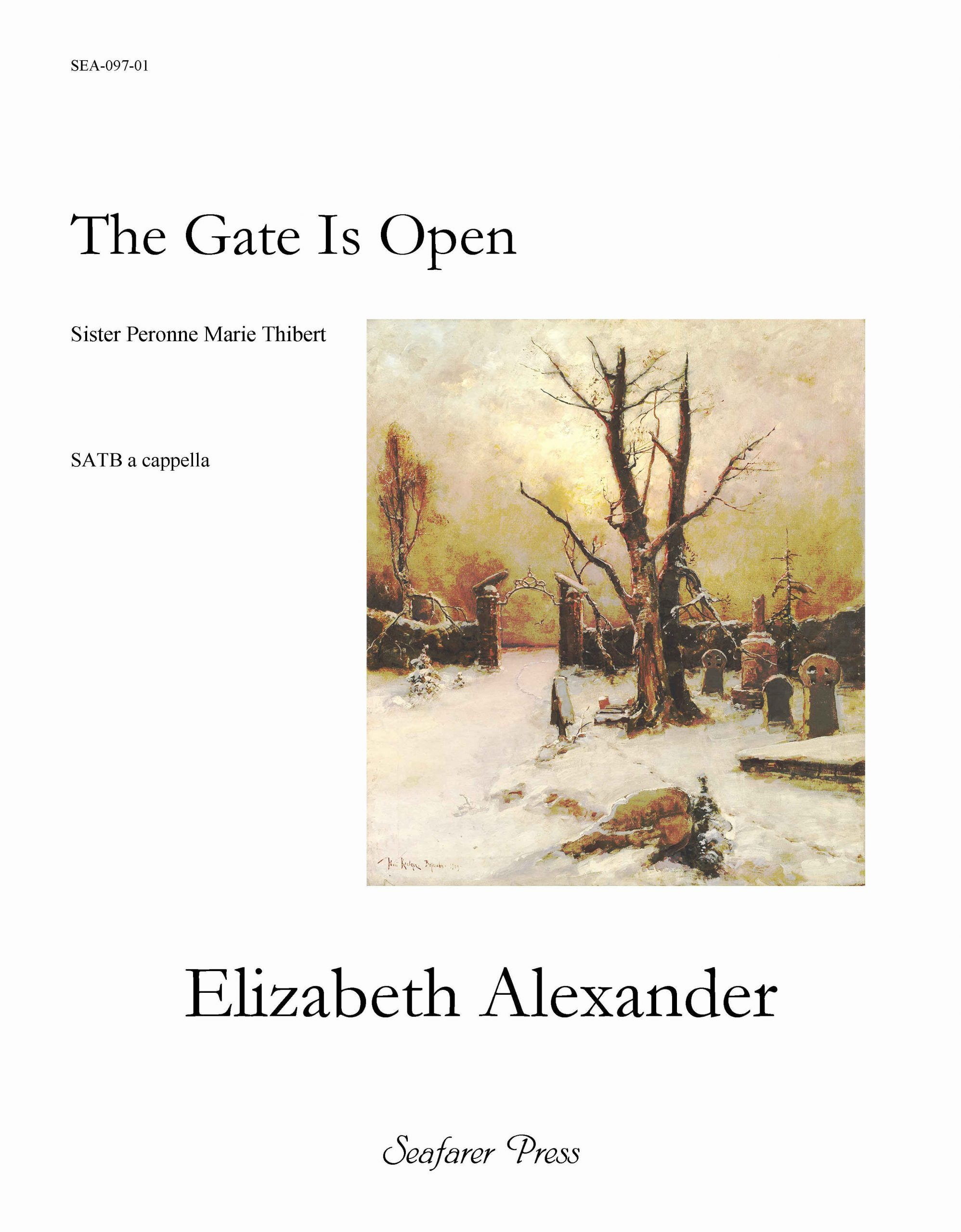 SEA-097-01 - The Gate is Open