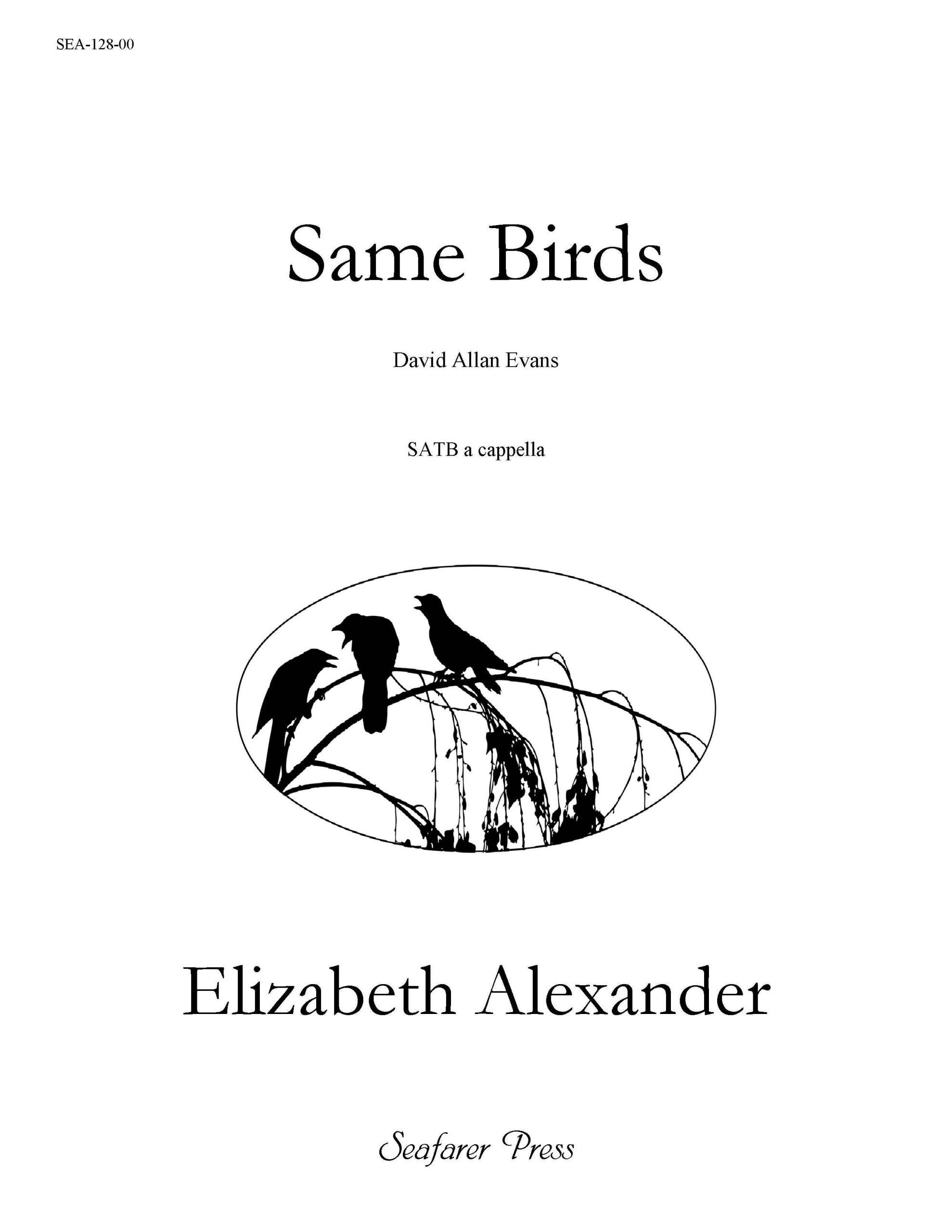 SEA-128-00 - Same Birds