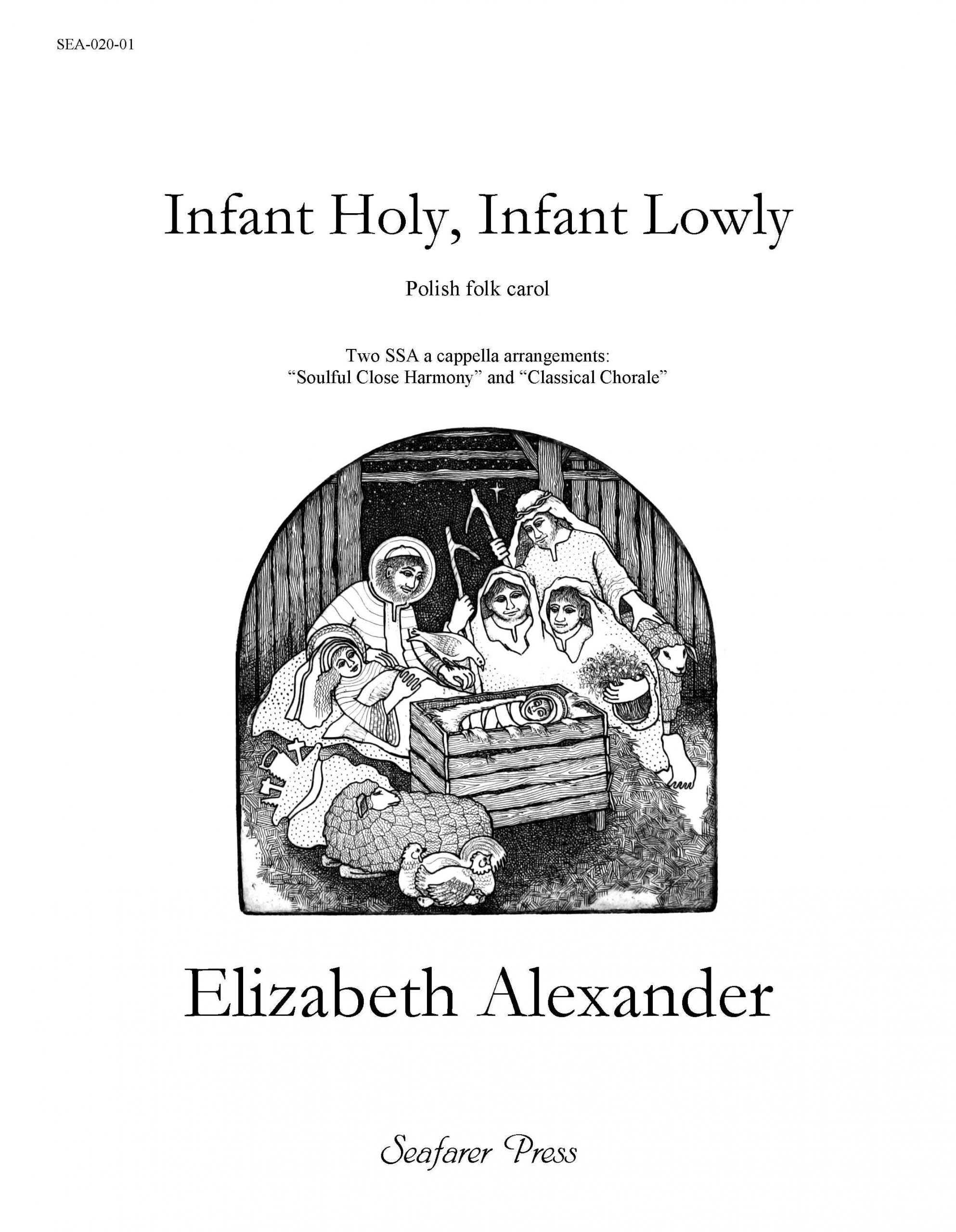 SEA-020-01 - Infant Holy, Infant Lowly