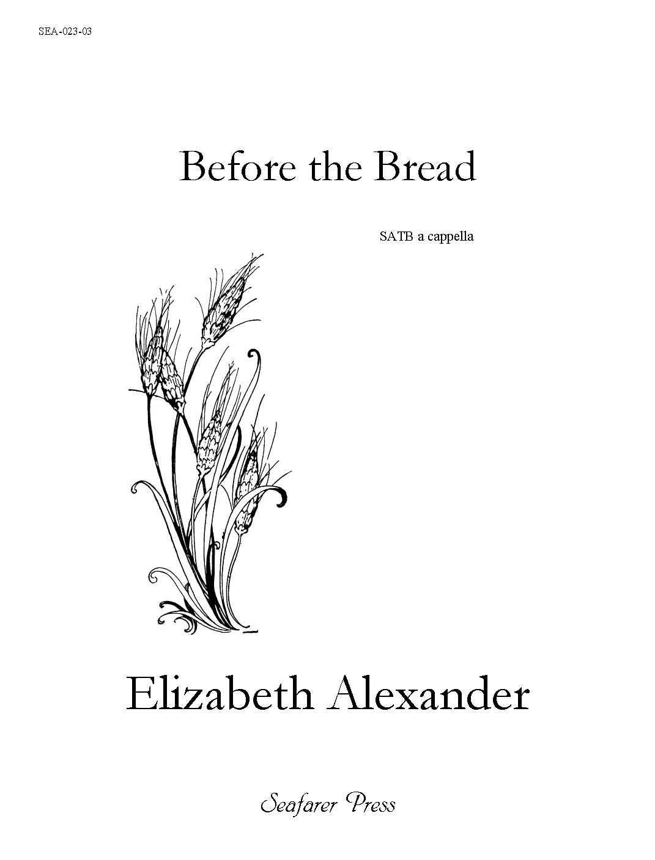 SEA-023-03 - Before the Bread