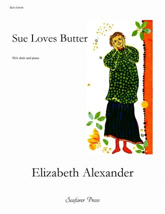 Sue Loves Butter