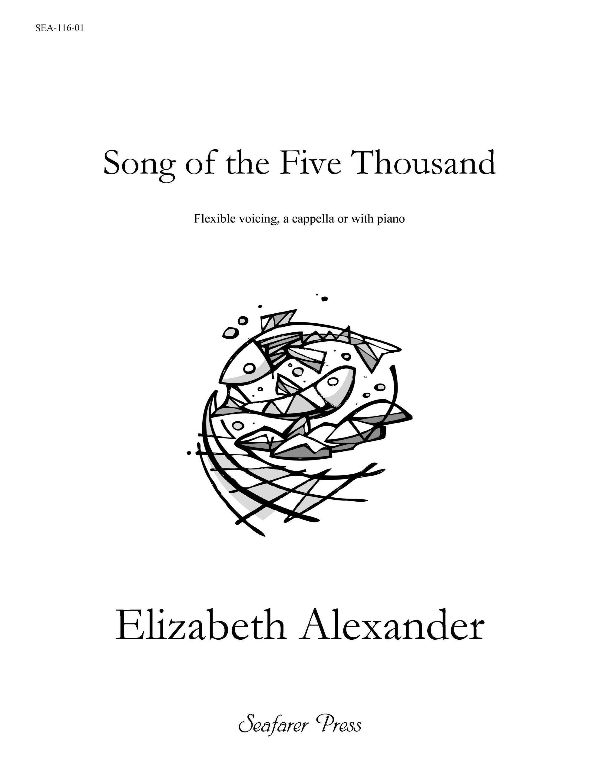 SEA-116-01 - Song of the Five Thousand