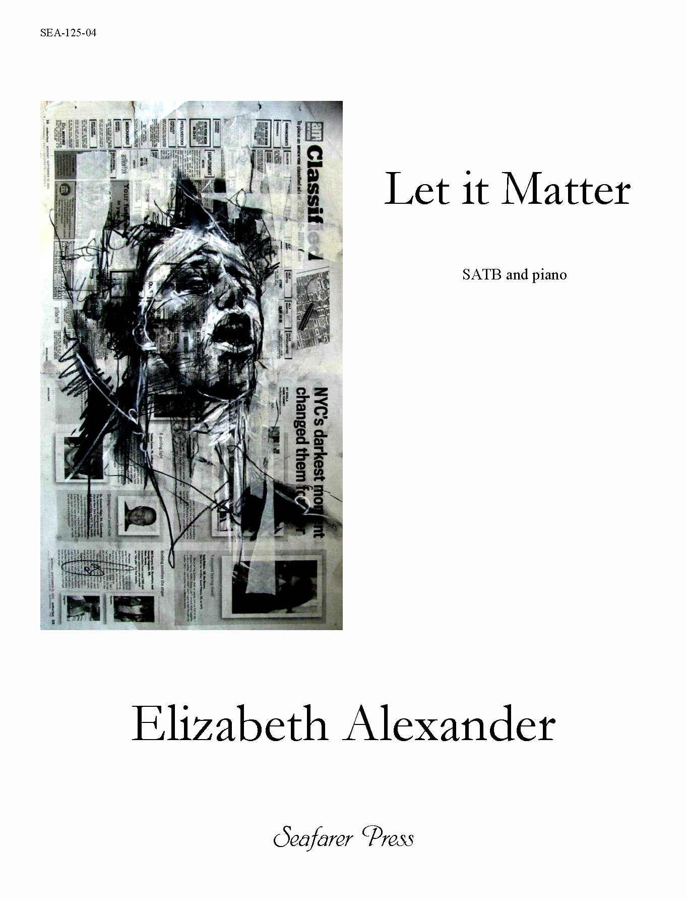 SEA-125-04 - Let it Matter (SATB)