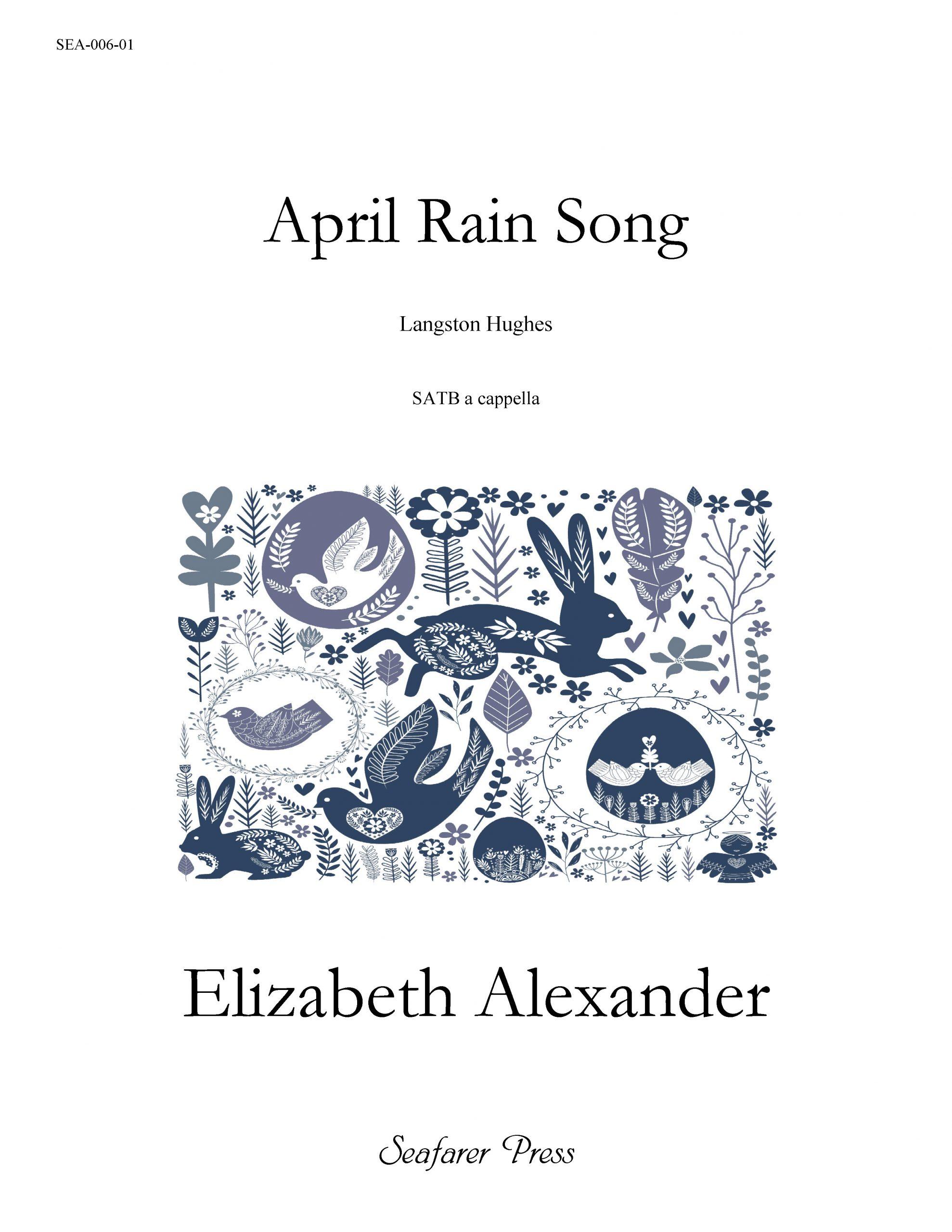 SEA-006-01 - April Rain Song
