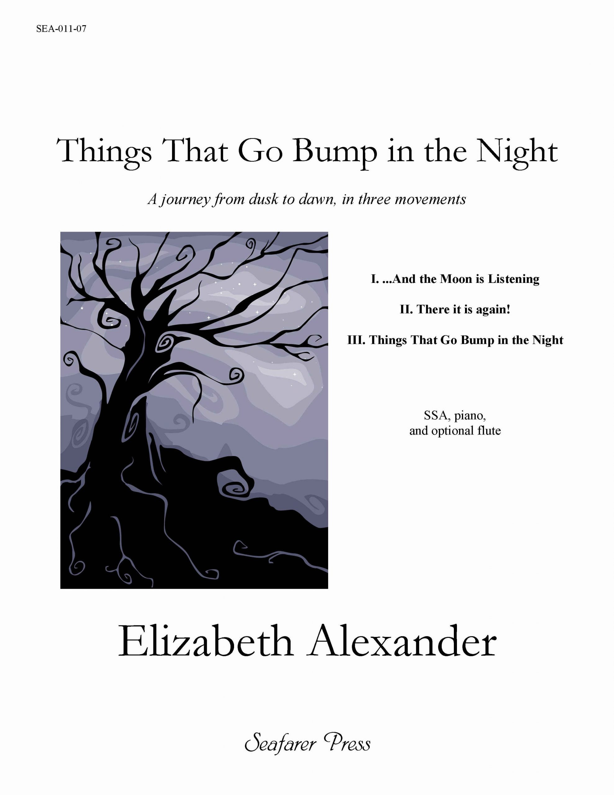SEA-011-07 - Things That Go Bump in the Night
