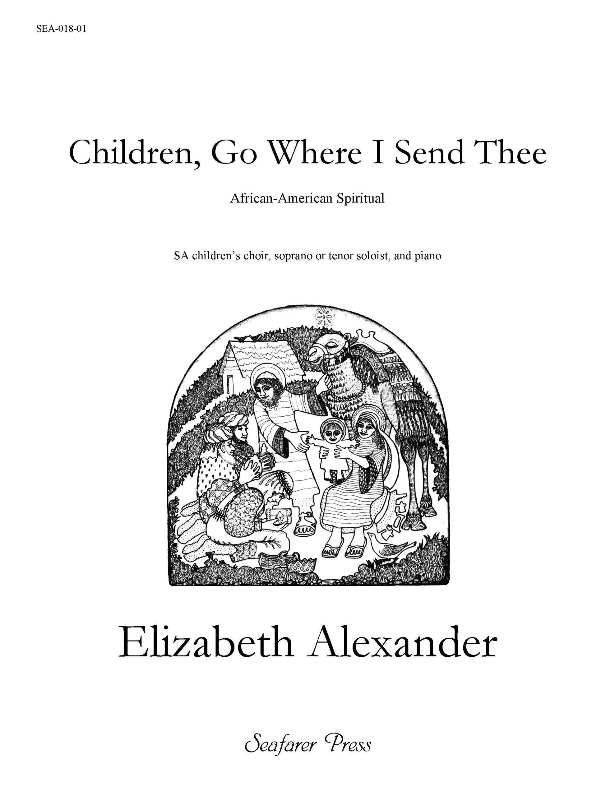 SEA-018-01 - Children, Go Where I Send Thee