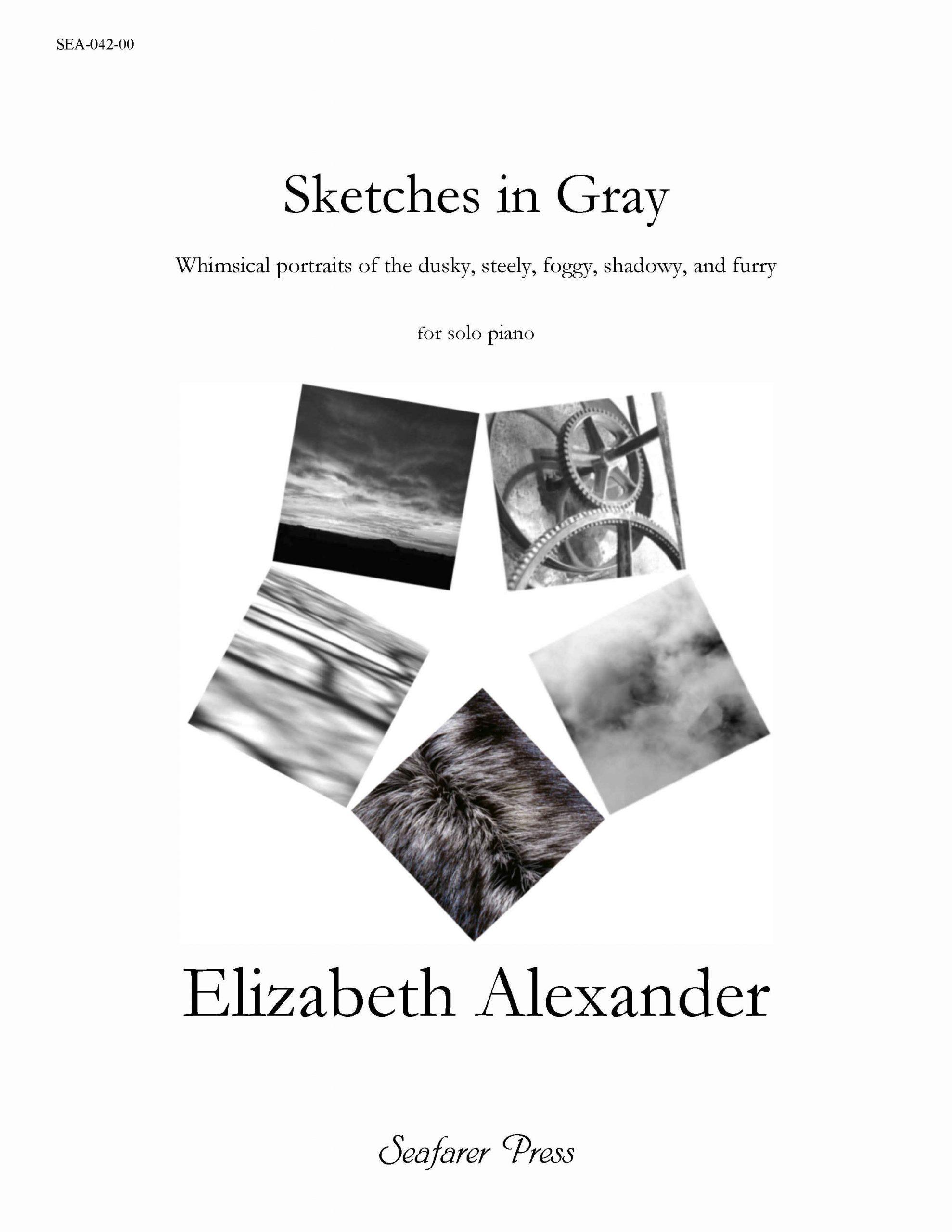 SEA-042-00 - Sketches in Gray