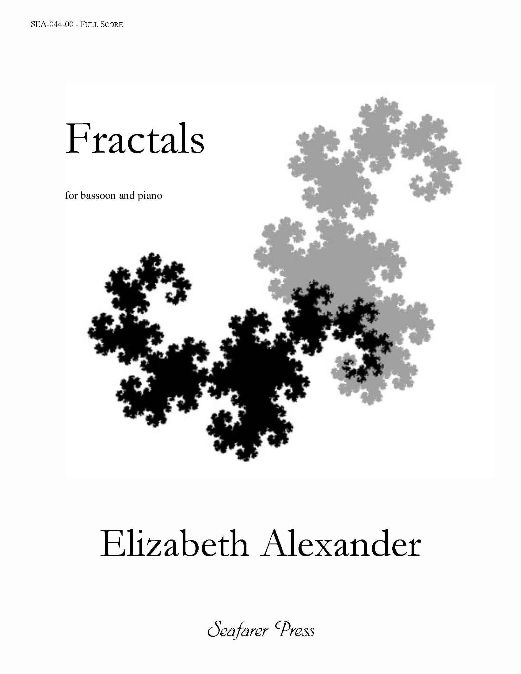SEA-044-00 - Fractals
