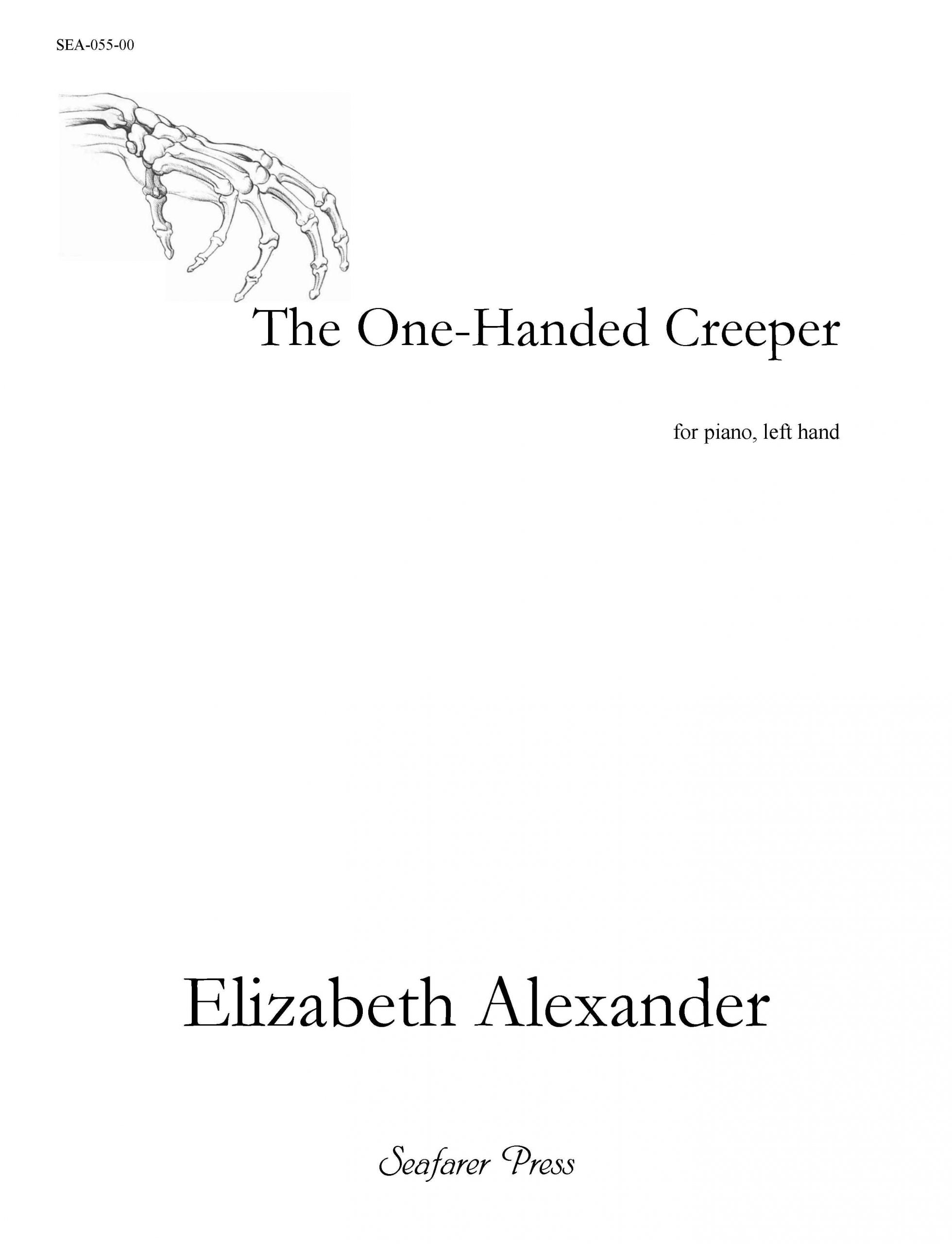 SEA-055-00 - The One-Handed Creeper