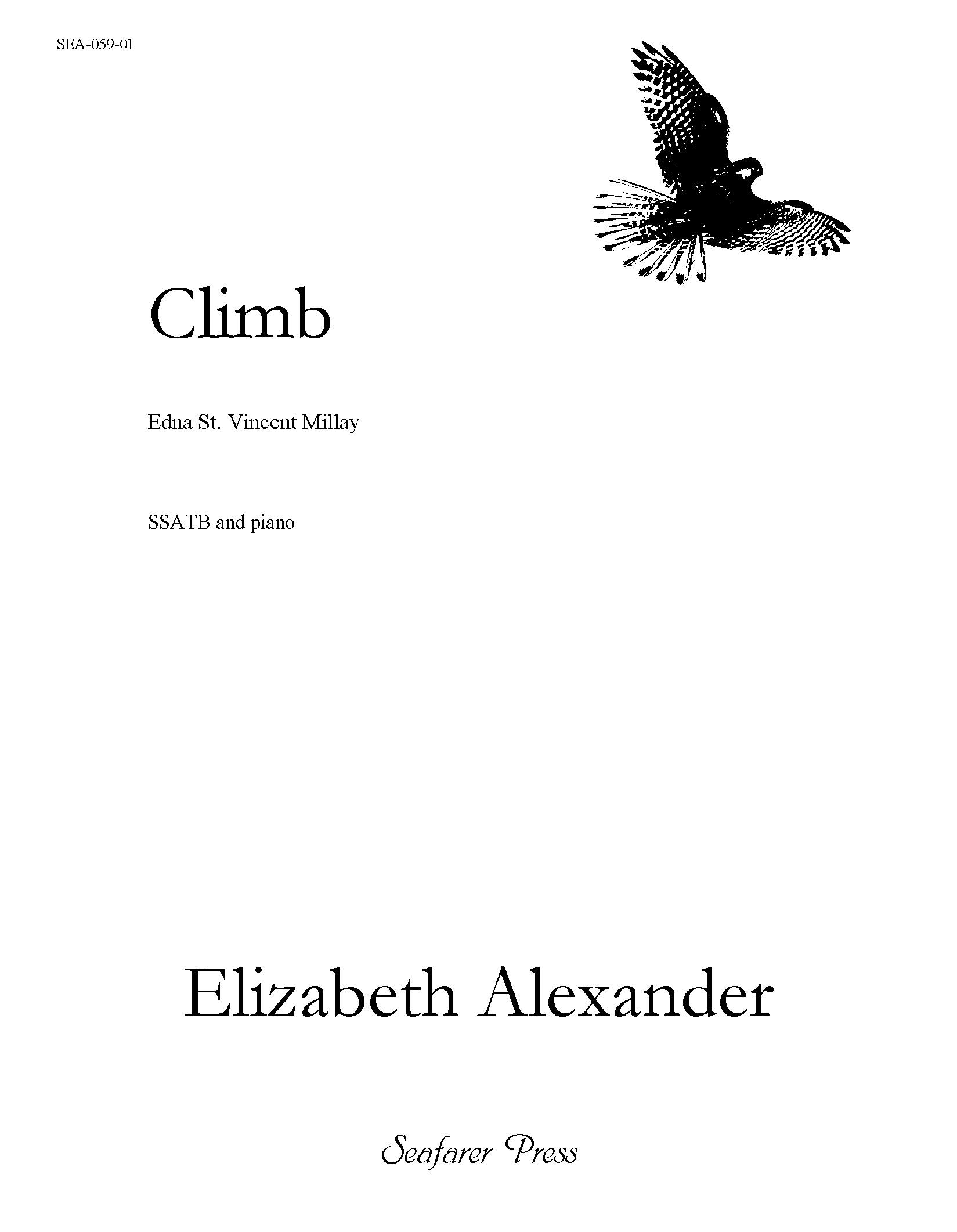 SEA-059-01 - Climb