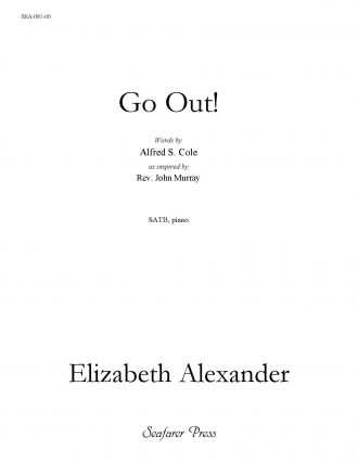 Go Out! (Individual Song)
