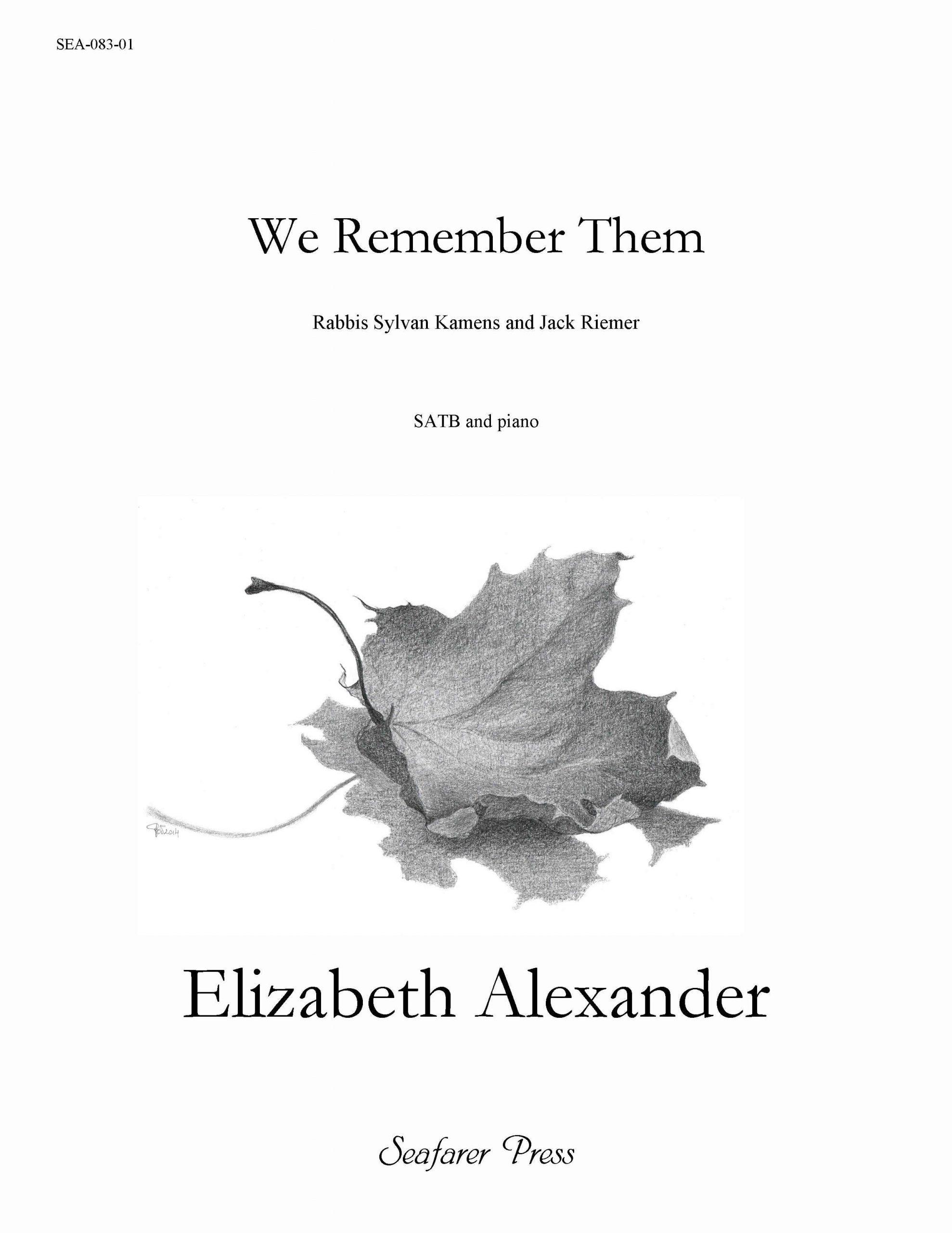 SEA-083-01 - We Remember Them