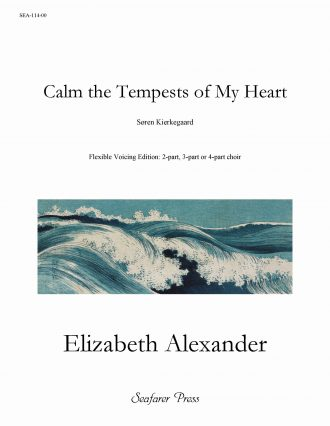 Calm the Tempests of My Heart