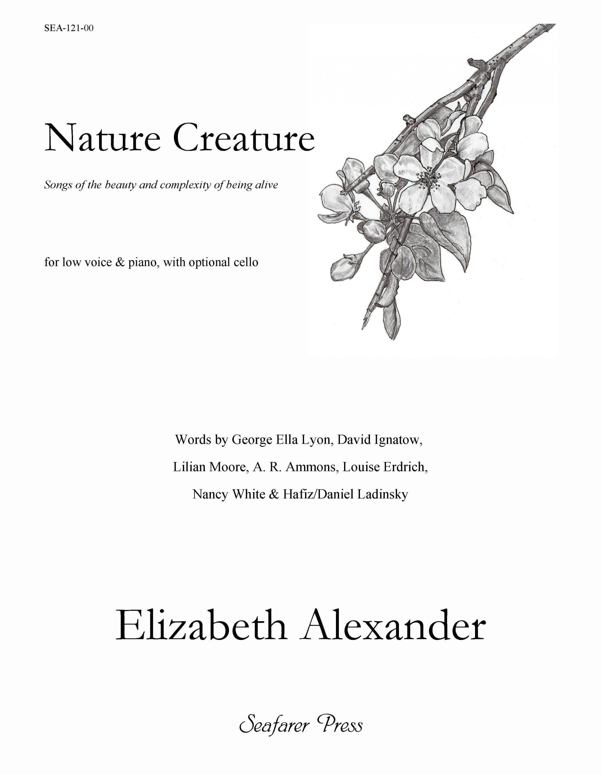 SEA-121-00 - Nature Creature