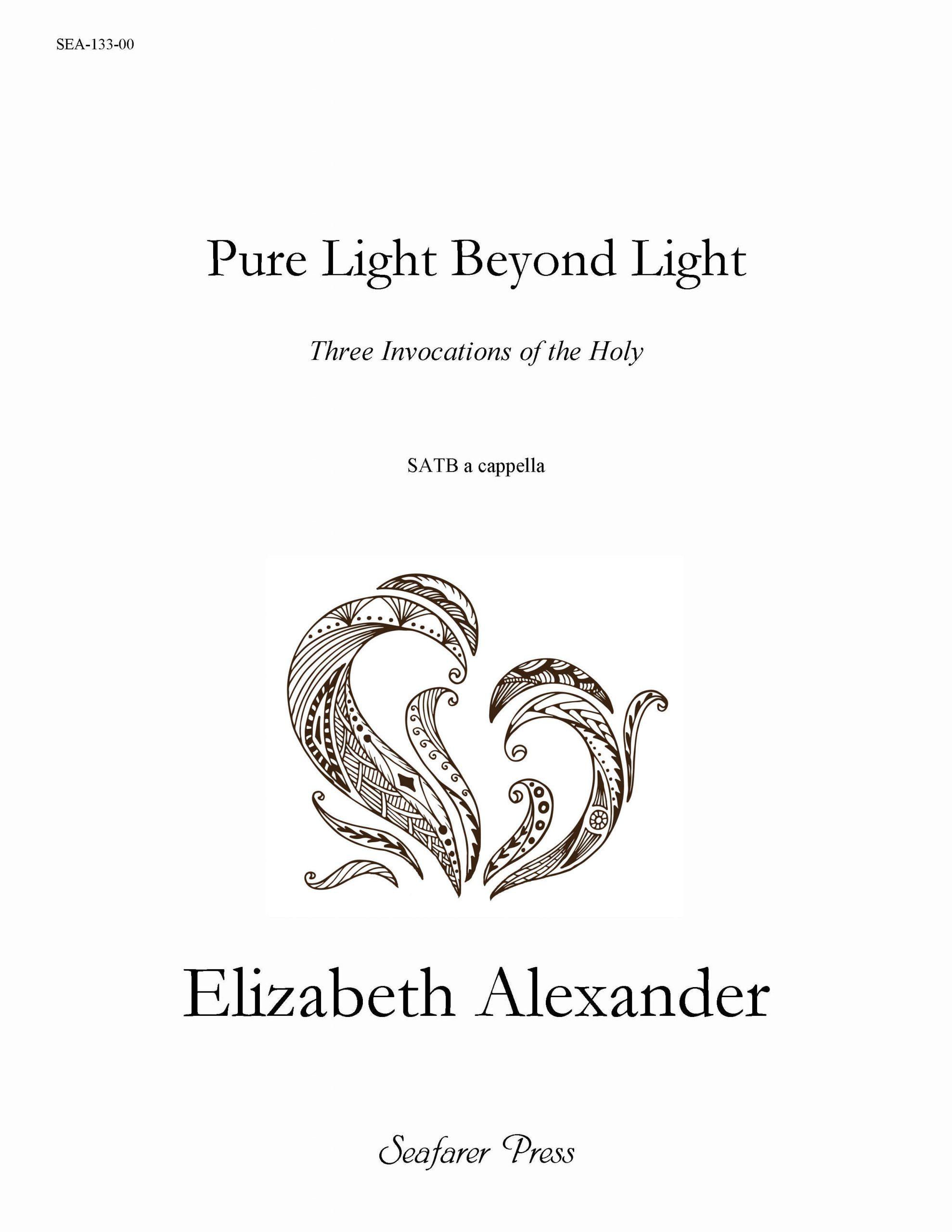 SEA-133-00 - Pure Light Beyond Light