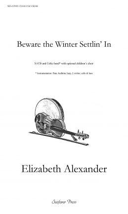 Beware the Winter Settlin' In