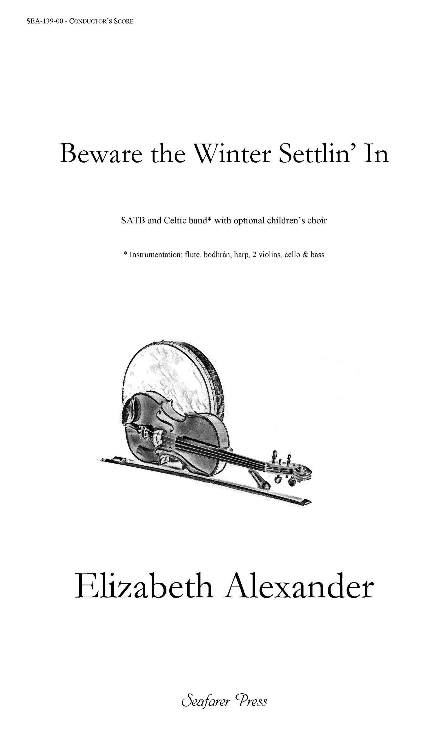 SEA-139-02F - Beware the Winter Settlin' In
