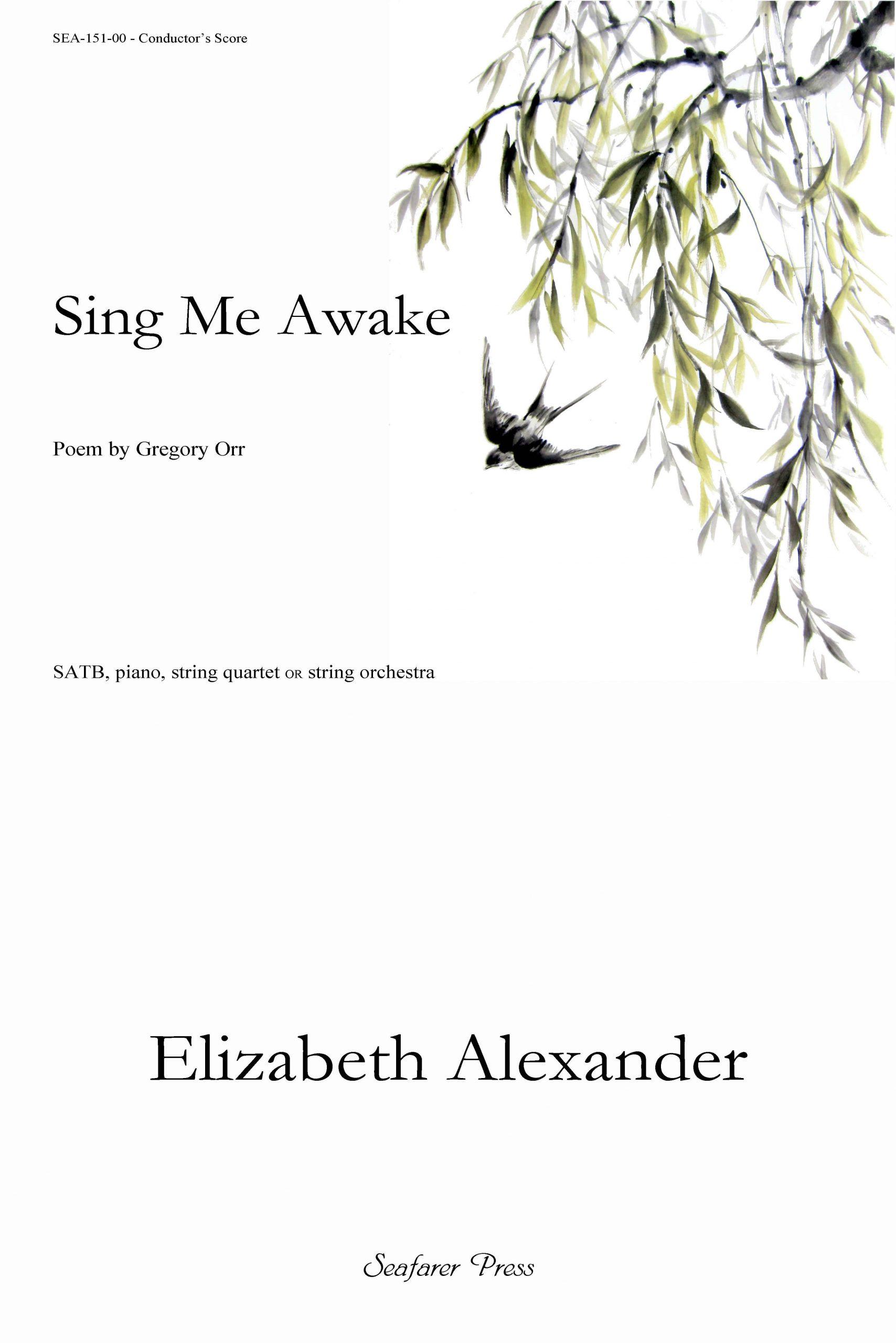 SEA-151-00 - Sing Me Awake
