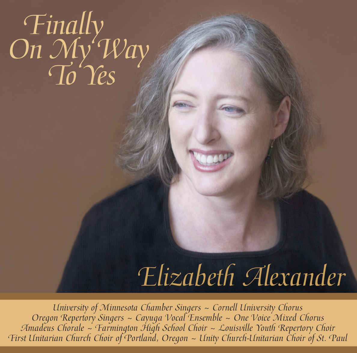 SEA-CD-01 - Finally On My Way To Yes (CD/mp3)
