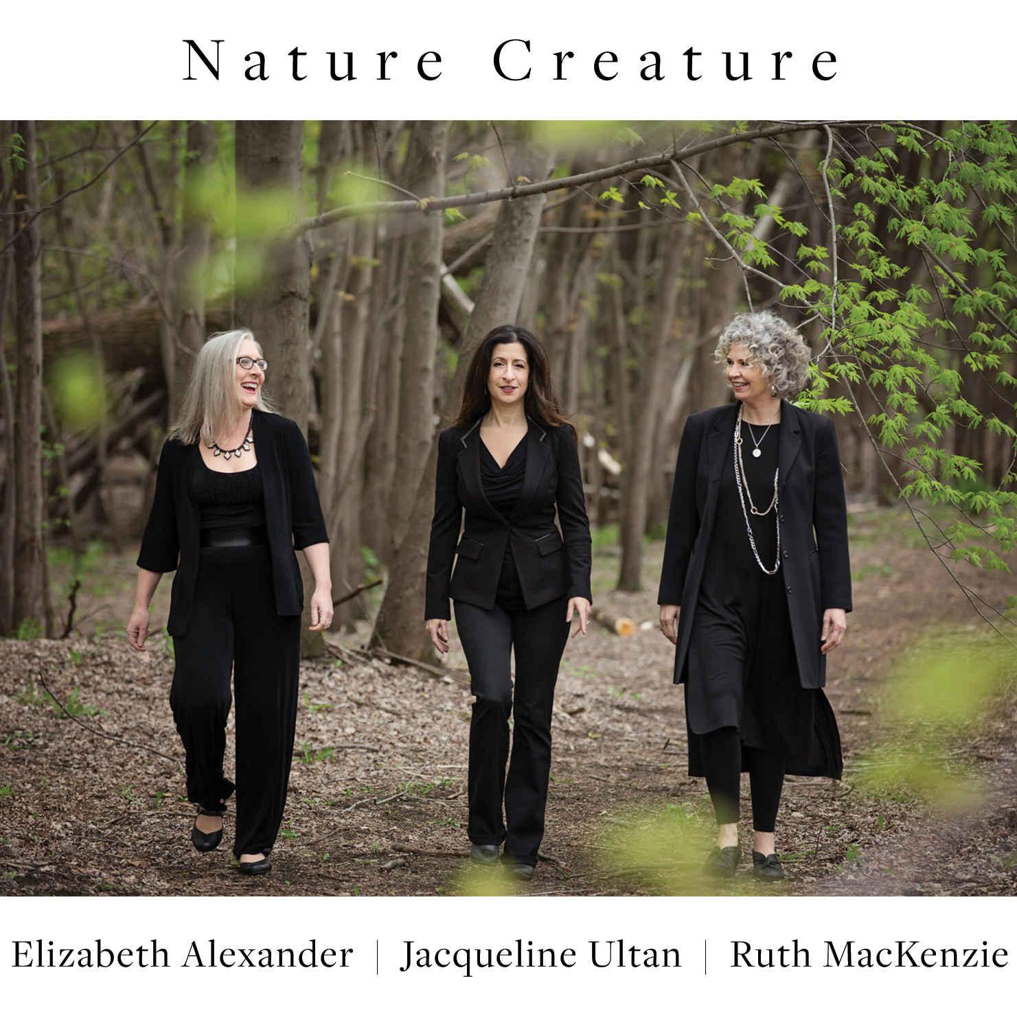 SEA-CD-03 - Nature Creature (CD/mp3)